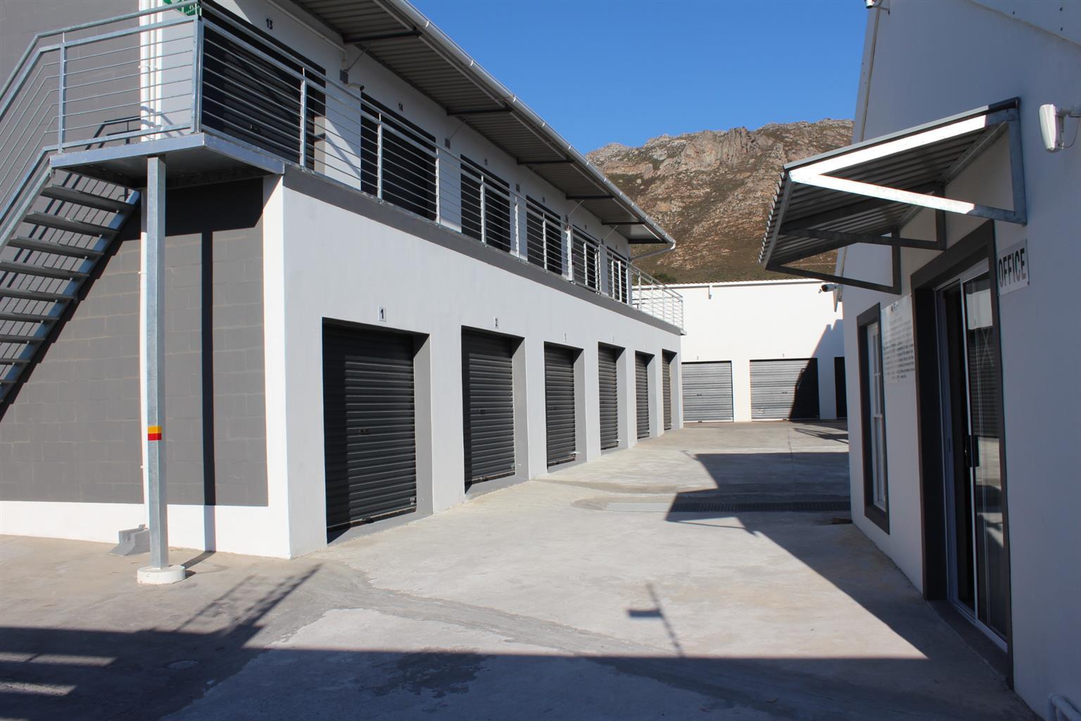 Storages Gordons Bay