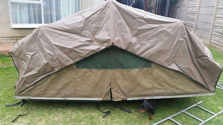 Echo rooftop tent & Echo rooftop tent | Junk Mail