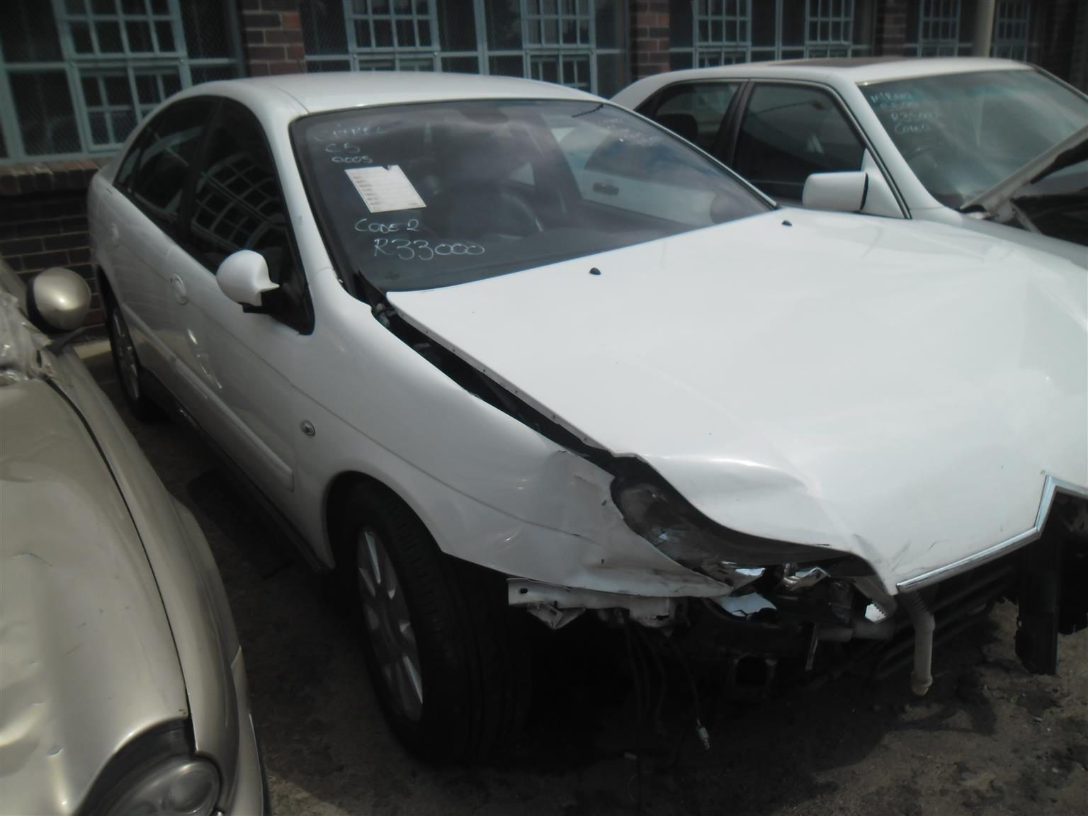 CITREON C5 V6 STRIPPING FOR SPARES