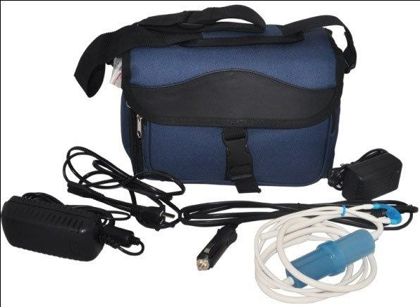 MR WHEELCHAIR OXYGEN CONCENTRATOR ECO PORTABLE TRAVEL