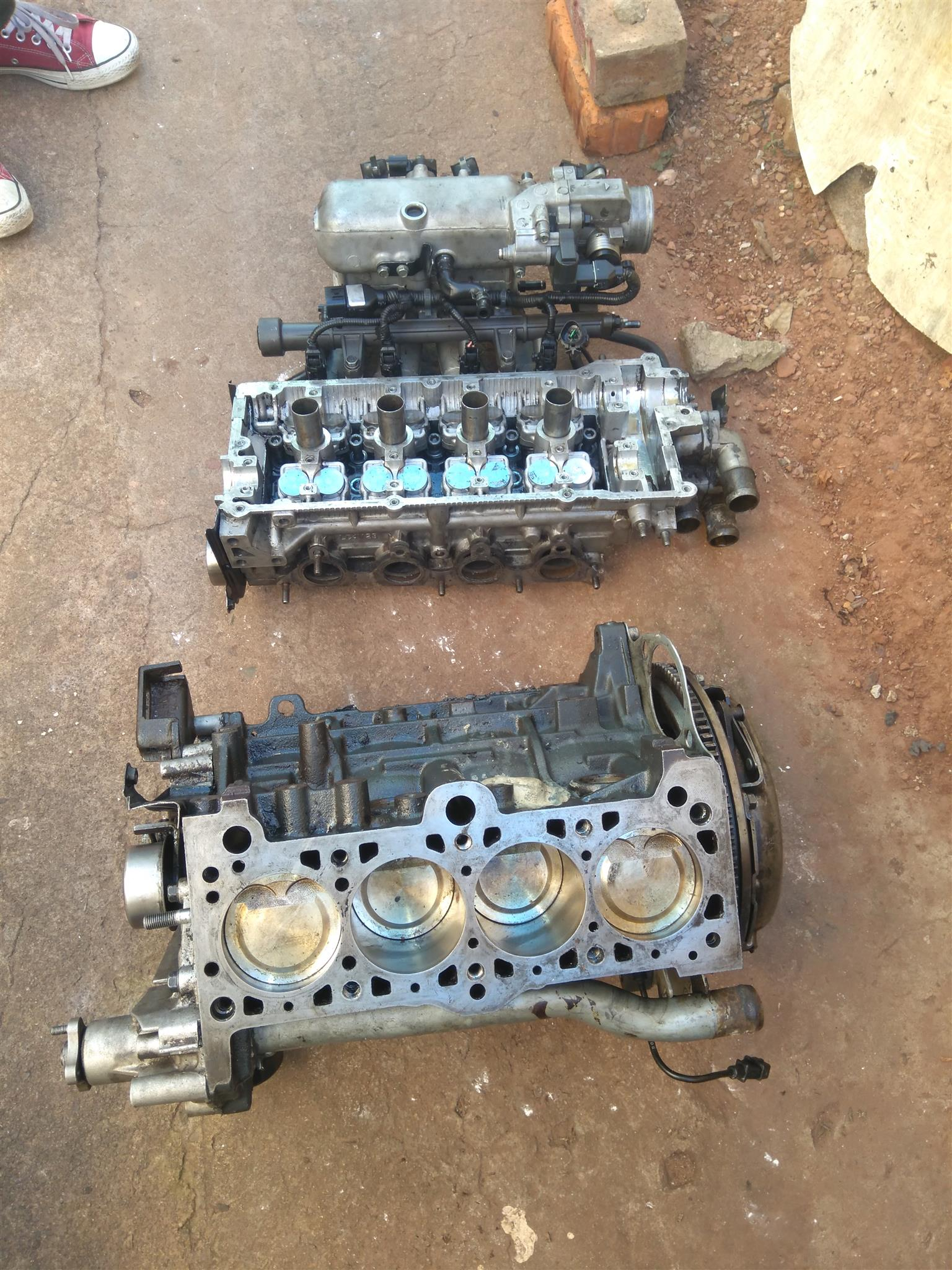 Hyundai getz 1.4 16 valves