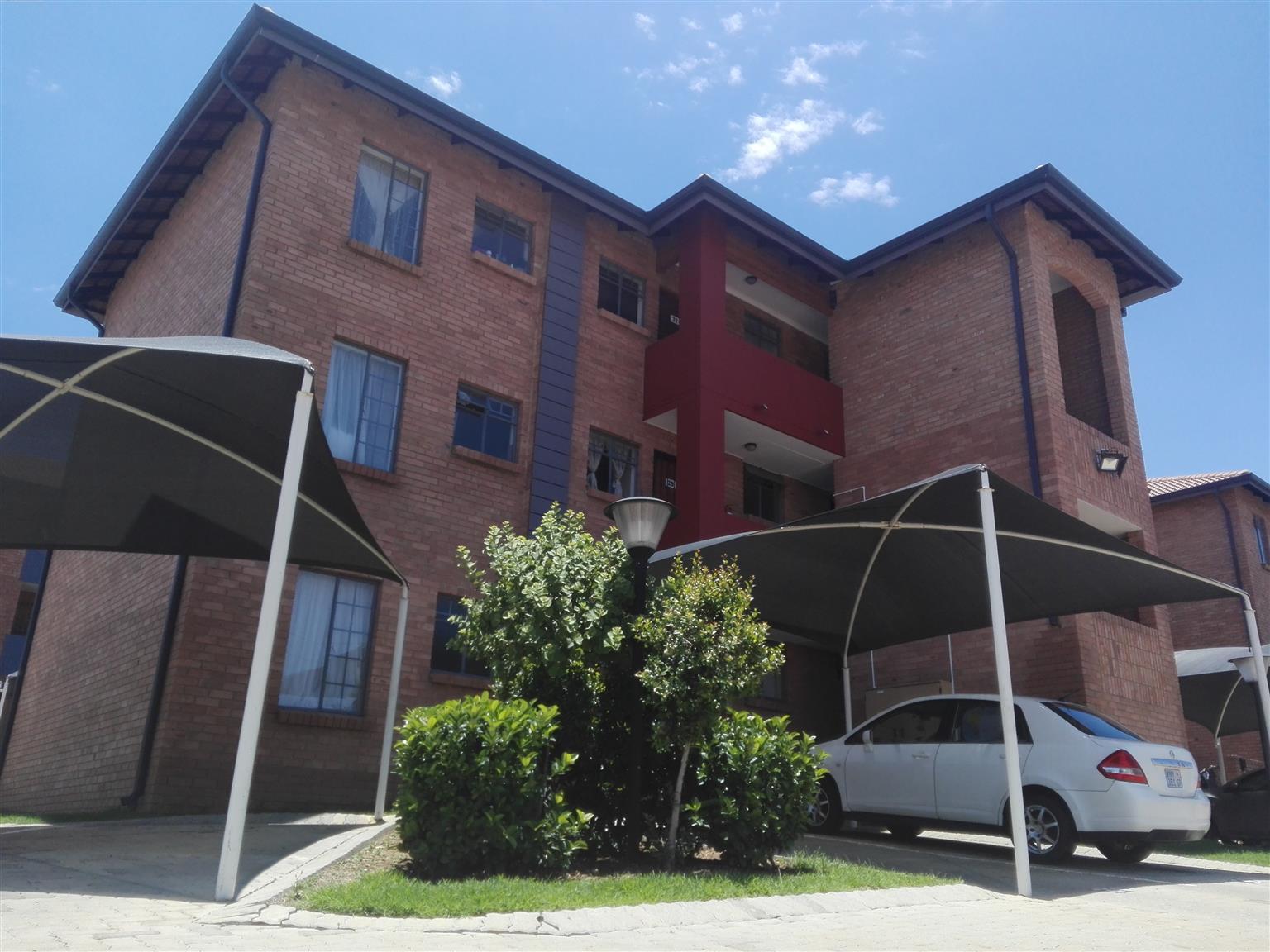 2 Slp flat to rent in Amberfield