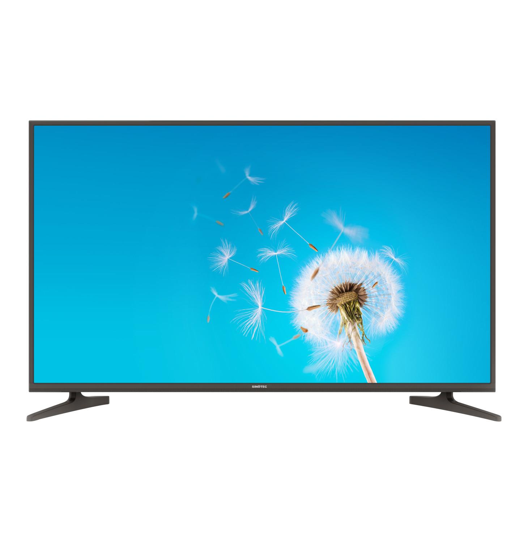 """Sinotec 50"""" Full HD LED TV (STL-50KC51F)-usb -hdmi"""