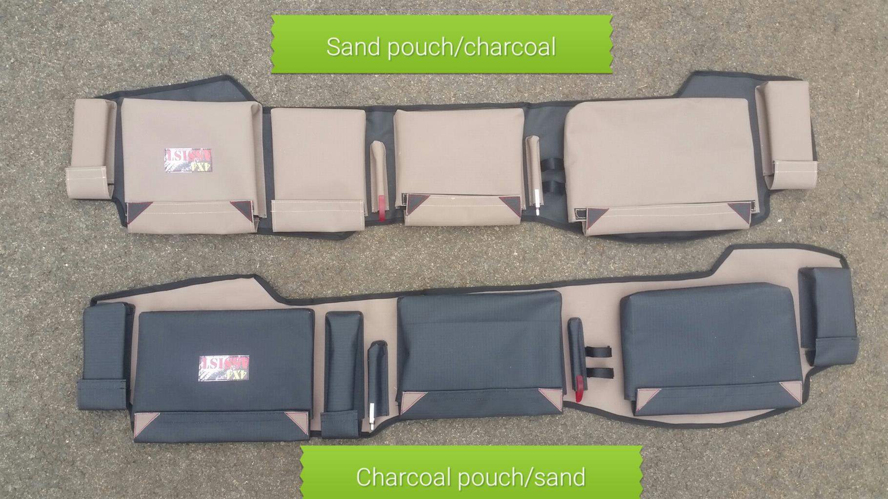 Dash Covers storage
