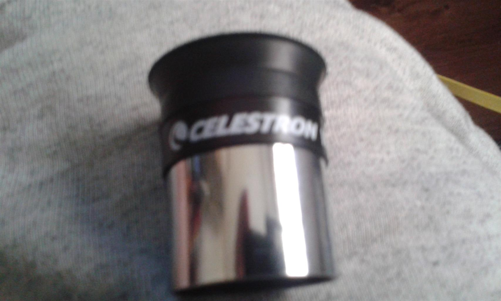 Celestron 10mm lens for telescope