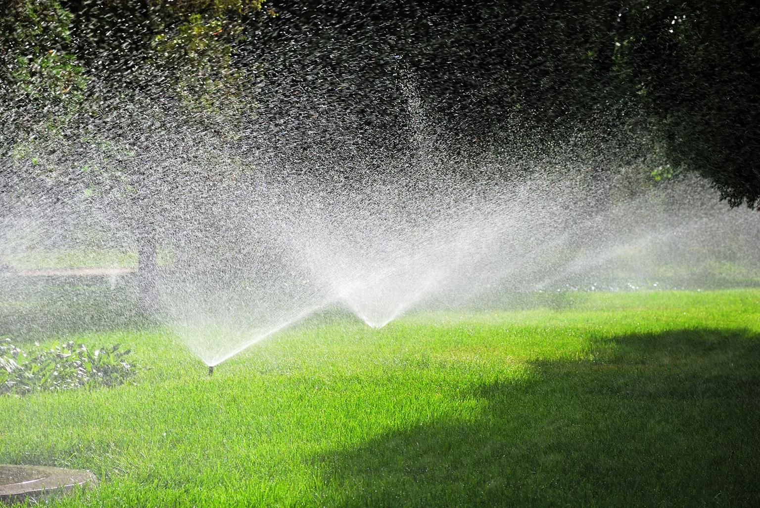 Irrigation installation and maintenance services