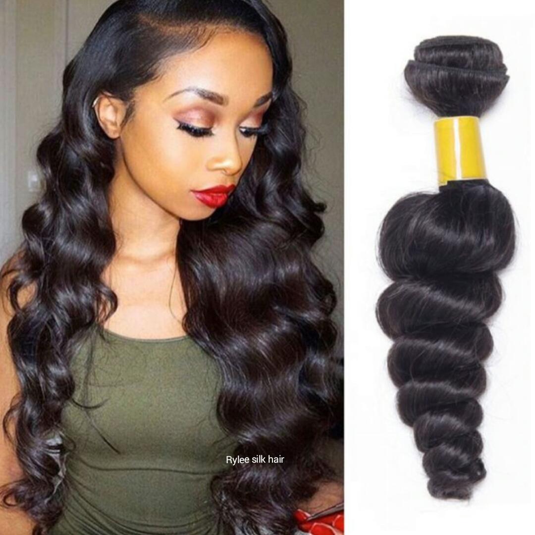 """Brazilian and Peruvian hair 10""""R430, 12""""R450, 14""""R500, 16""""R600 a bundle  0736771997"""