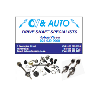 CV Joint Specialist