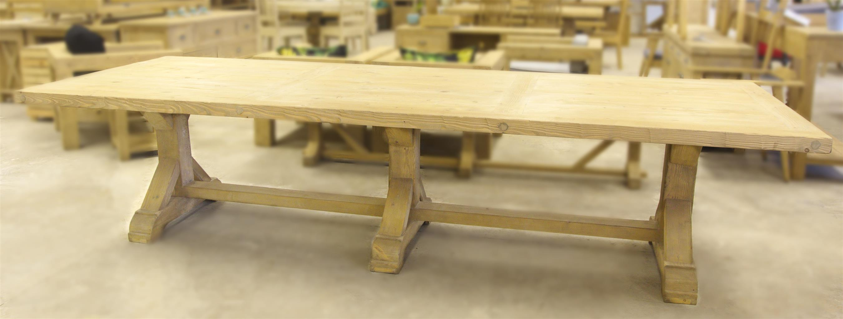 Strong Leg Table