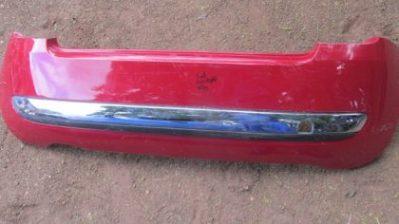 2012 fiat 500 rear bumper for sale