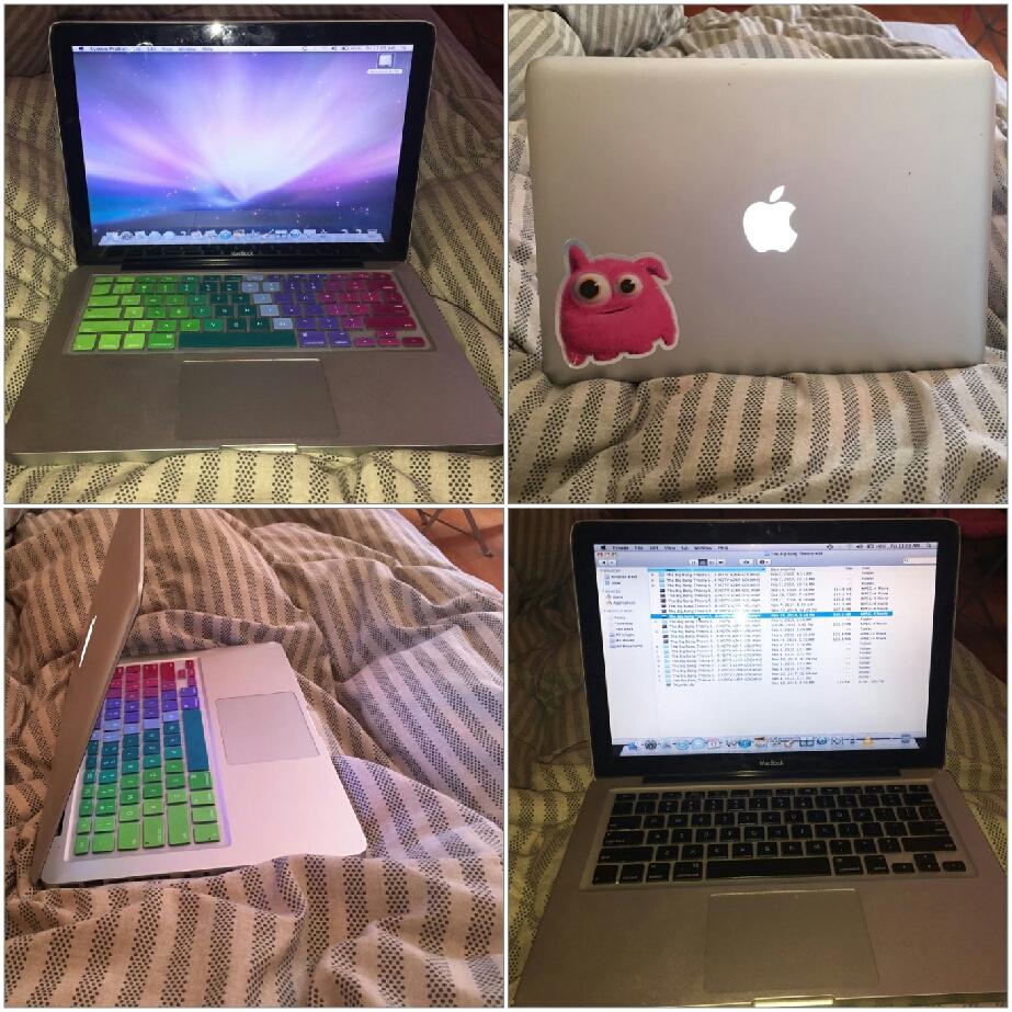 Macbook 5.1