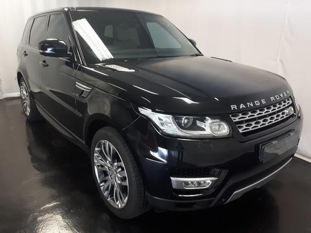 2014 Land Rover Range Rover Sport SDV8 HSE