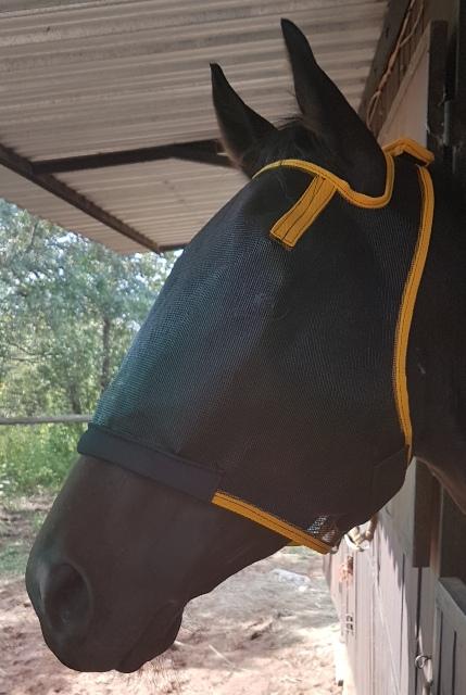 HORSE FLY MASKS FOR SALE