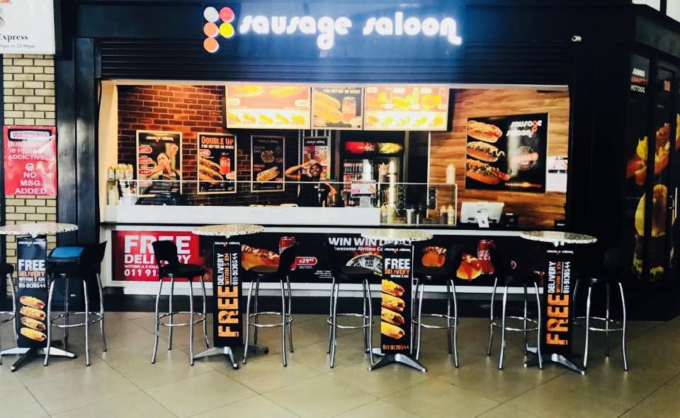 Sausage Saloon Franchise - Boksburg - PRICE REDUCED!!!!!