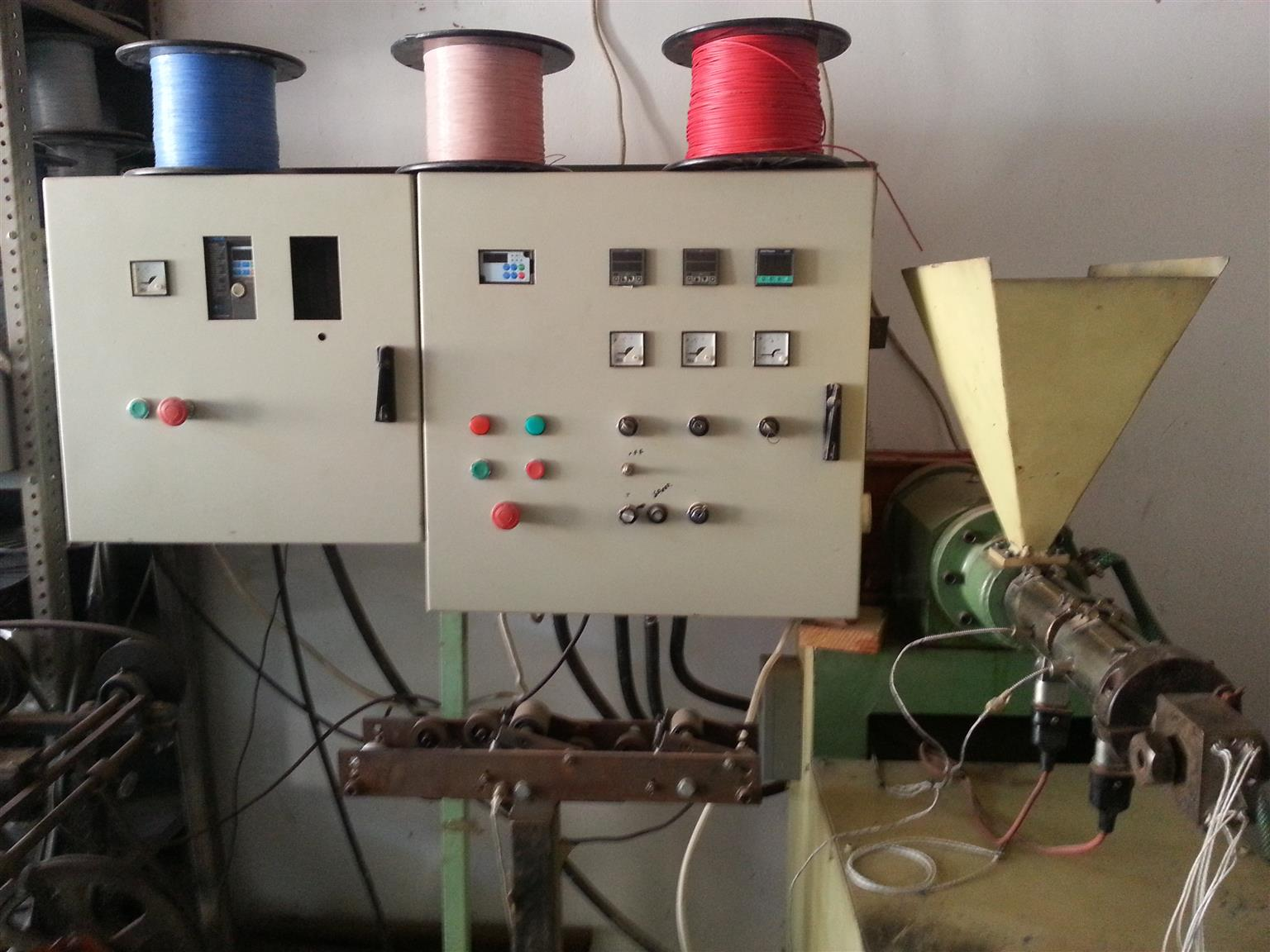 ELECTRICAL CABLE MANUFACTURING OPPORTUNITY