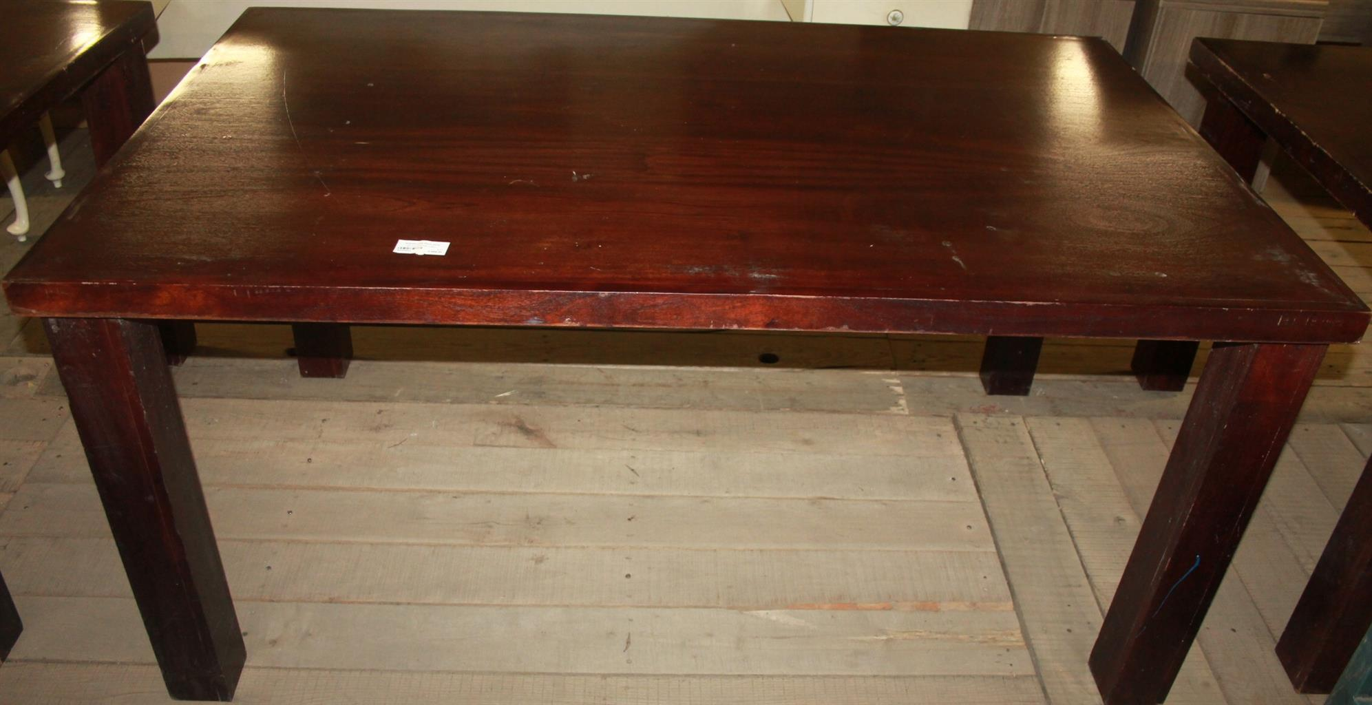 Dining room table S025409a #Rosettenvillepawnshop