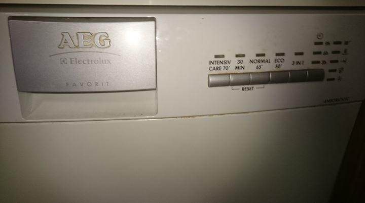 AEG Dishwasher for sale