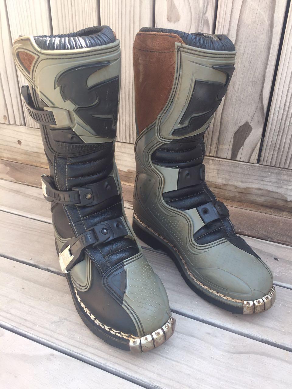 Motor Cross Boots - Junior
