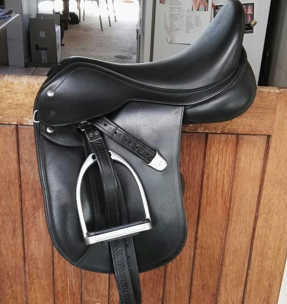 """16""""  Bates dressage saddle for sale"""