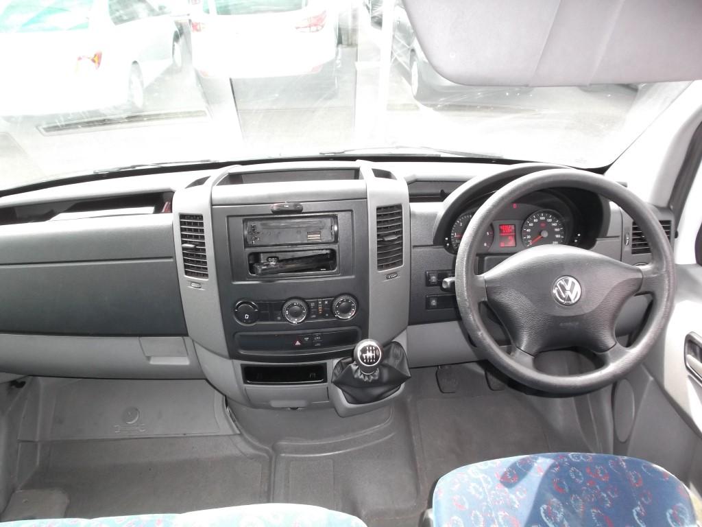 Volkswagen Crafter 50 2.0 BiTDi