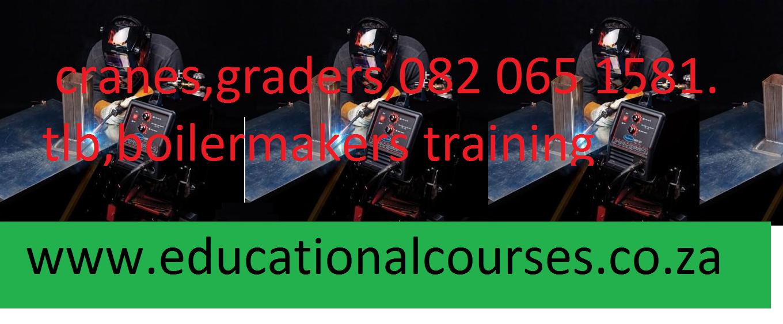 co2 welders training boilermakers 083-503-4451. refresher course,dump truck, mobile crane, excavator, motor mechanic, welders,electrical