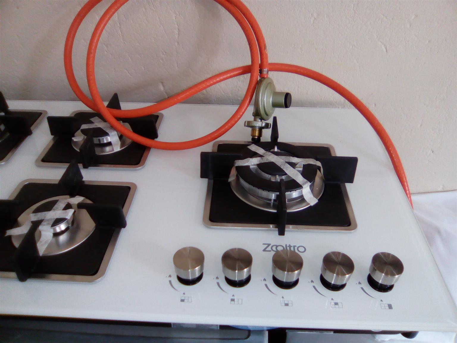 Gas stove hob glass @ R3000