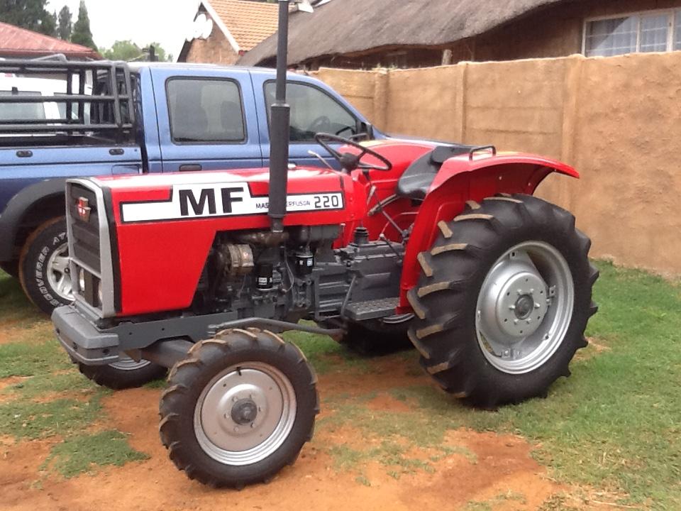 tractor massey ferguson 220