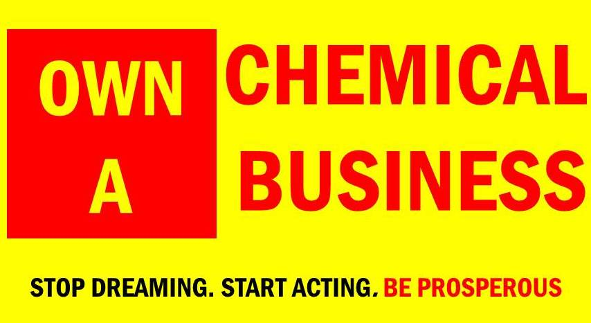 Own a chemical business & FREE PERFUME BUSINESS