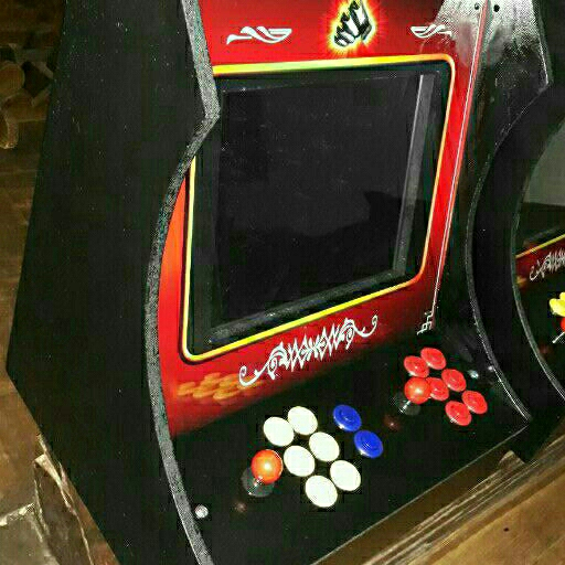 Counter Top Arcade Game