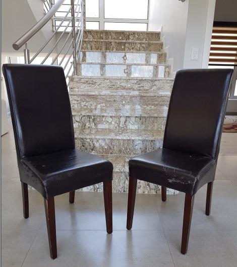 Coricraft Dining Room Chairs X 6