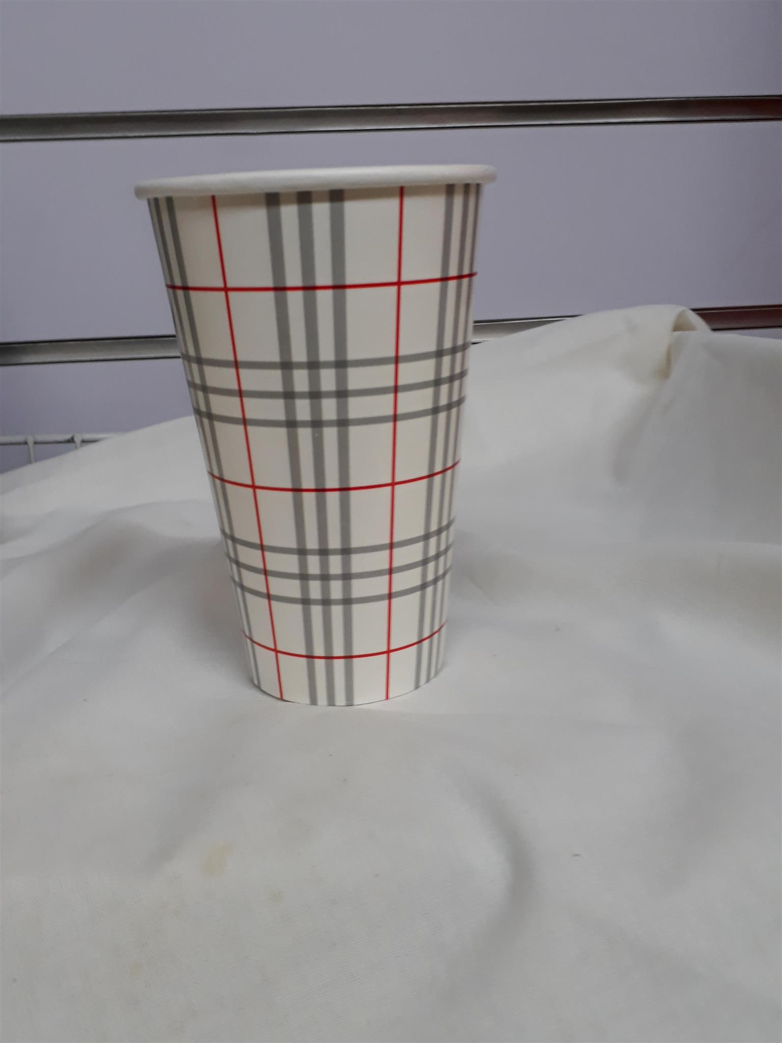 FANCY PAPER CUPS