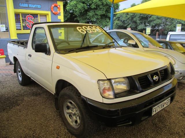 1999 Nissan Hardbody
