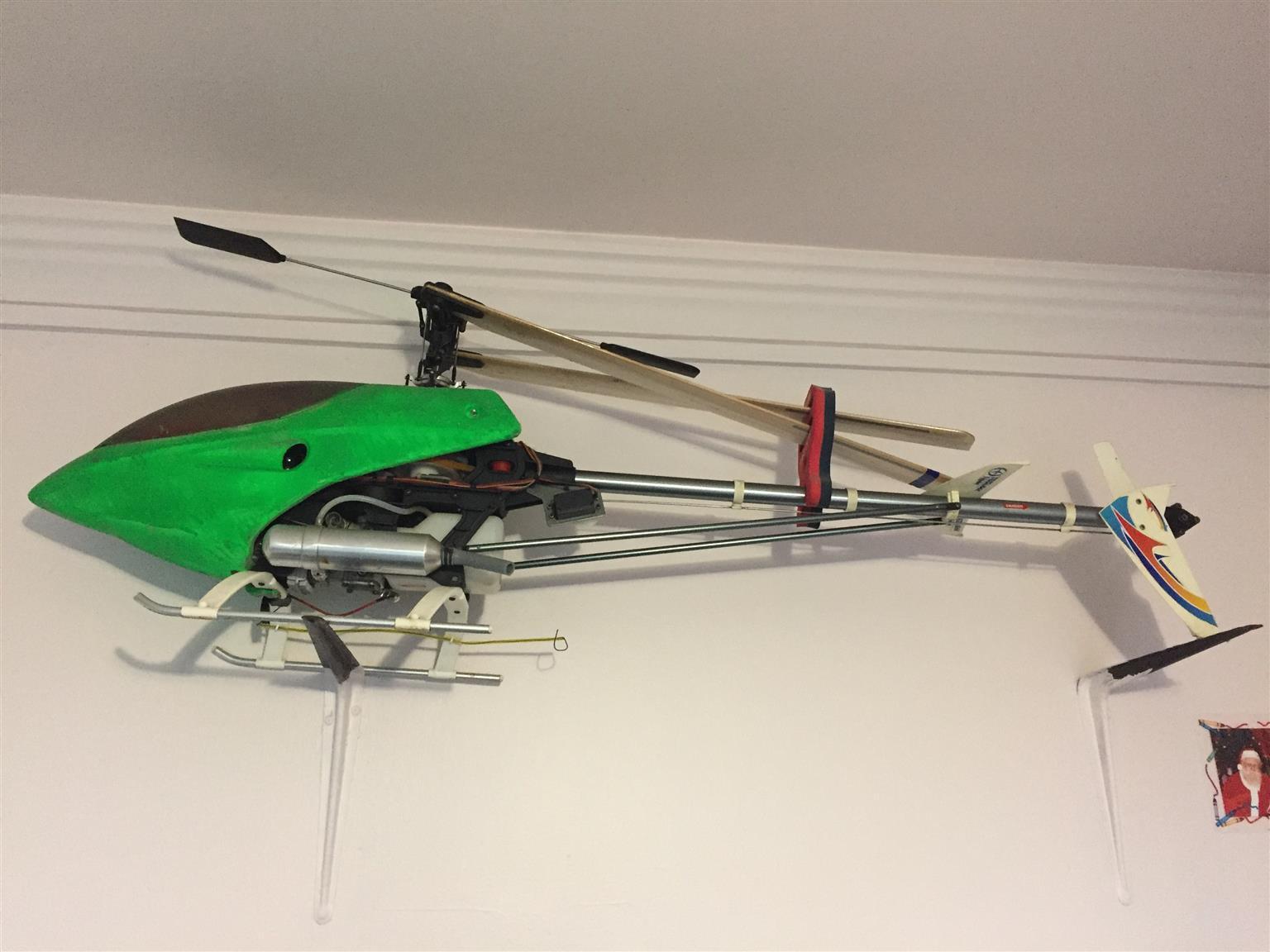 Raptor 60 R/C Helicopter