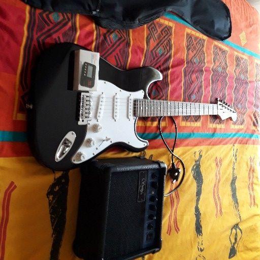 Sante Fe guitar