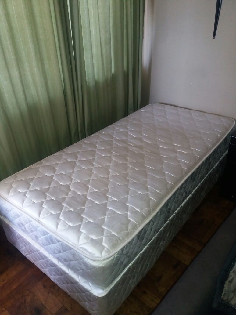 Second Hand Furniture for Sale: R1500 for everything - Single Bed is 4 months old.