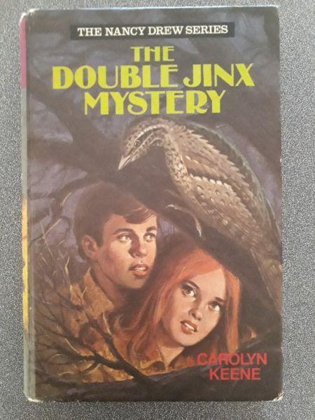 The Double Jinx Mystery - Carolyn Keene - Nancy Drew #38.