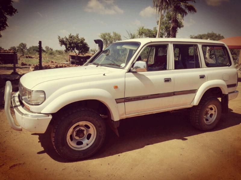 Exceptional 1993 Toyota Land Cruiser