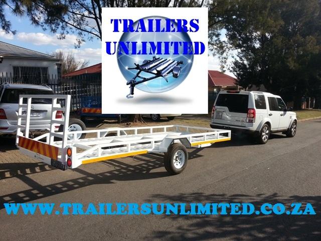 CAR TRAILERS 4800 X 2000 X 200