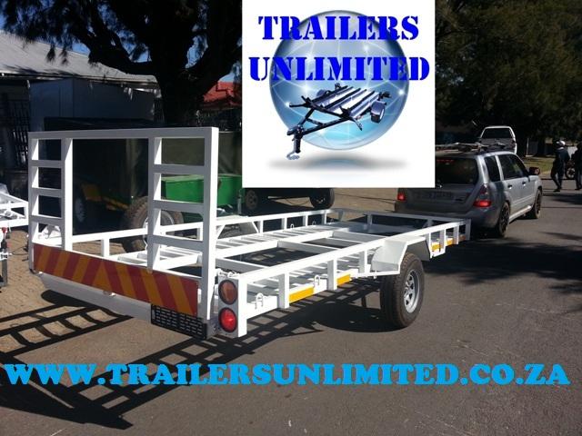 CAR TRAILERS 4400 X 1800 X 200
