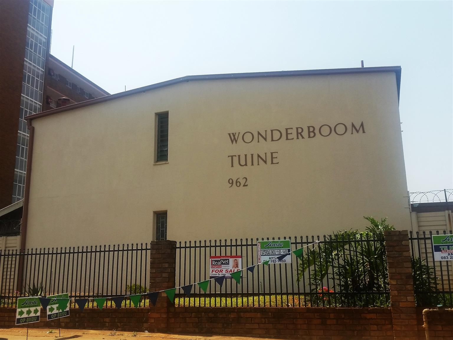 WONDERBOOM SOUTH - 2 BEDROOM DUPLEX