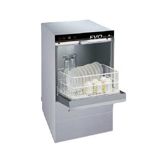 Undercounter dishwasher-EVO40