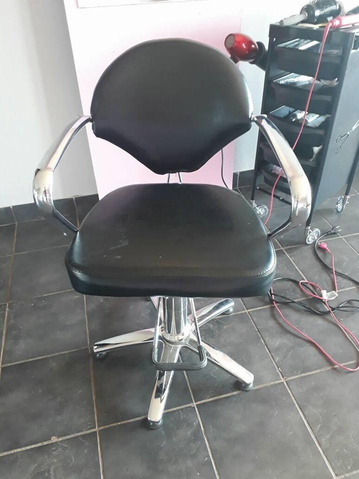 Salon stoel ×2