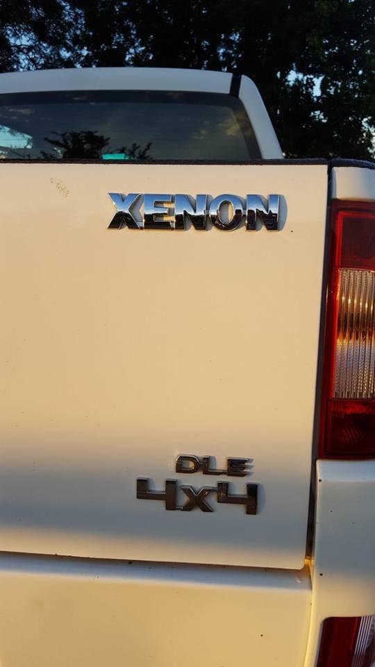 2012 Tata Xenon 2.2L DLE double cab 4x4