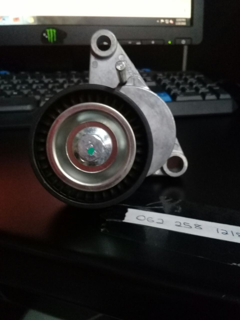 PEUGEOT 207/307 TENSIONER PULLEY'S FOR SALE!!!!!