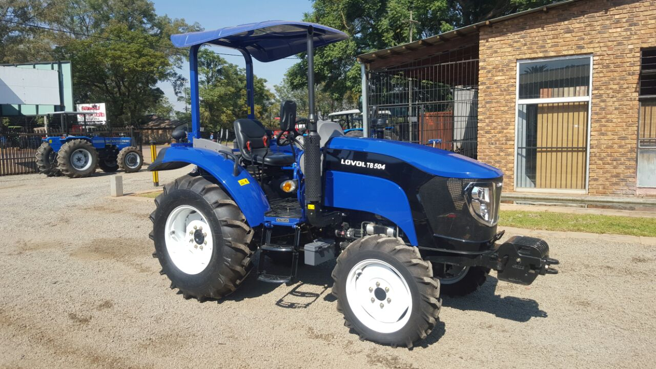 S2893 Blue FOTON 504 50Hp/36kW 4x4 New Tractor