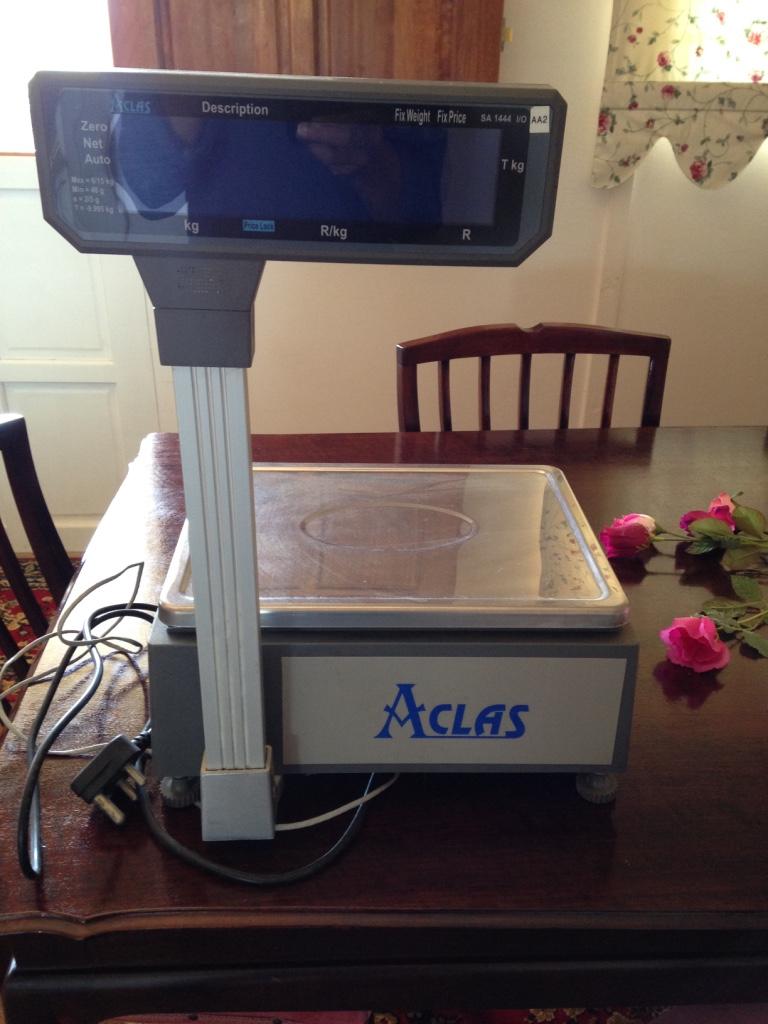 ACLAS Digital Scale