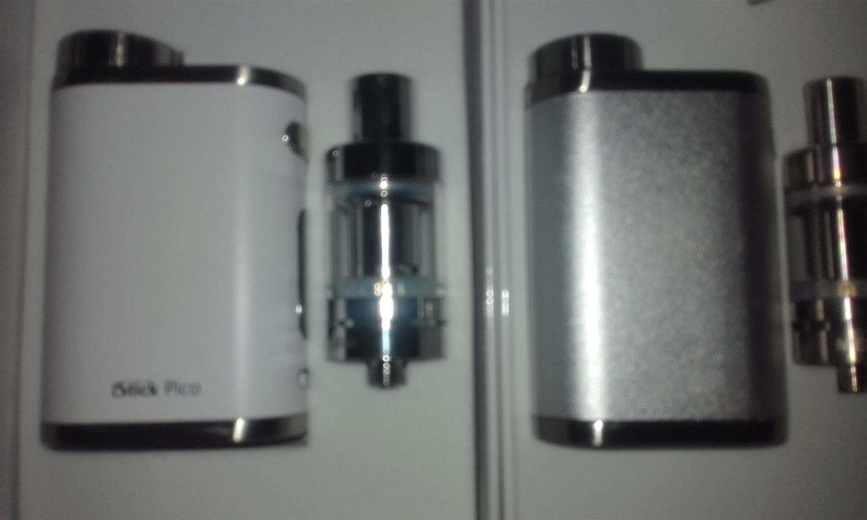 2 Brand new Eleaf Istick Pico Vape