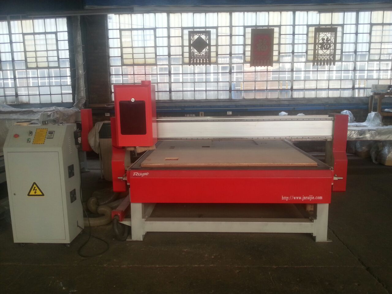 2030 Cnc router with suction table!!!
