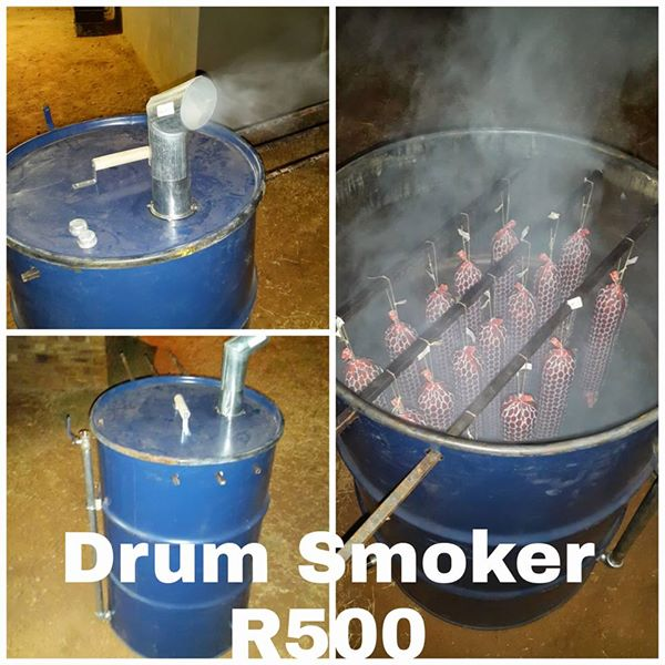 Drum smoker for sale