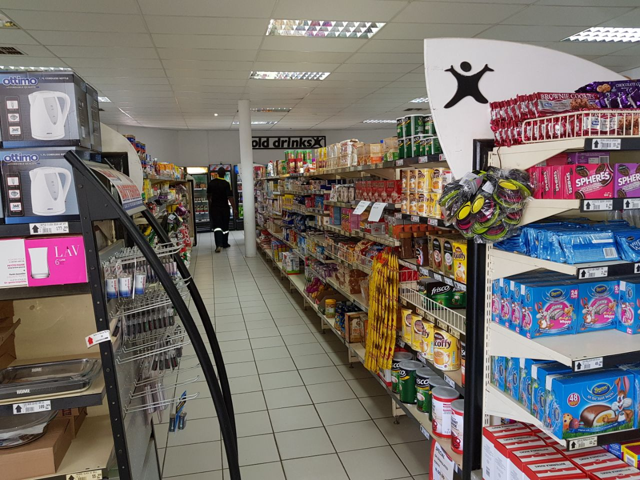 Friendly Supermarket and Liq Store Wesselsbron